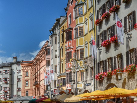 "<a href = ""https://www.flickr.com/photos/philiproeland/15142546661/in/gallery-gordon_wong-72157658425716200/""> Austria - Innsbruck | © Philip Roeland/Flickr"