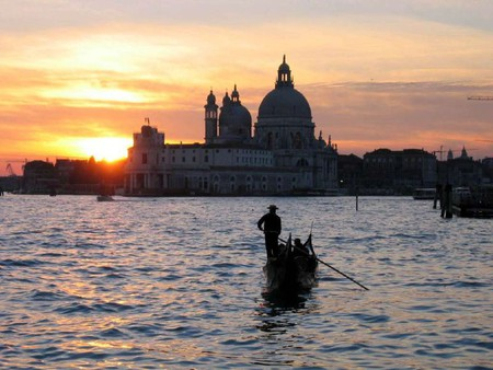 Sunset in Venice | merula/Flickr