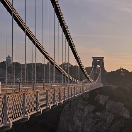 Suspension Bridge | © Harshil Shah | Flickr