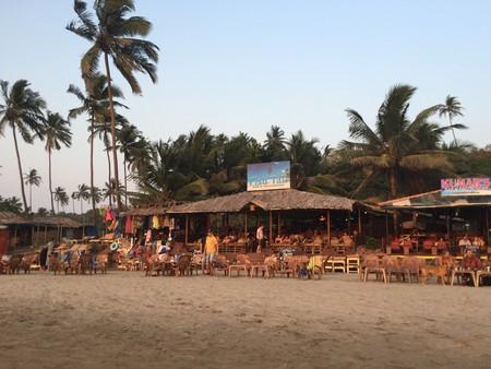 Vagator Beach, Goa | © David Jones/Flickr