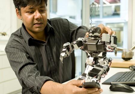 Edinburgh Informatics Robotic Movement | Courtesy Of This Is Edinburgh