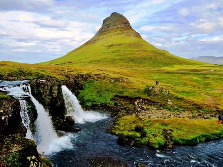 Kirkjufell, Iceland | © moonjazz/Flickr