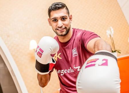 Amir Khan   © Flickr/Boxing AIBA
