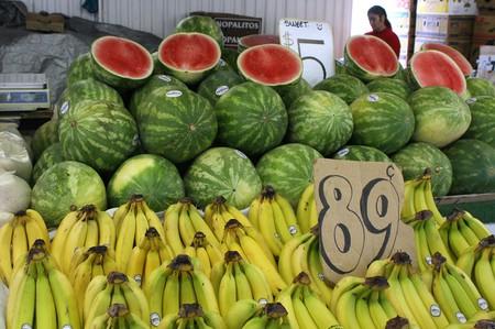 Produce at a flea market in San Jose, CA | © Anuj Biyani / Flickr