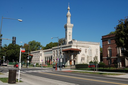 Islamic Center of Washington, D.C. | © John Bointon / Flickr