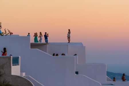 Santorini, Greece | © Roberto Faccenda/Flickr