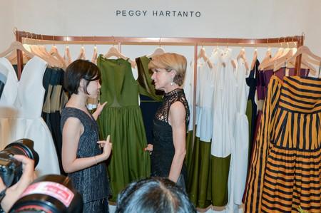Indonesian fashion designer Peggy Hartanto | © Australian Embassy Jakarta/ Flickr