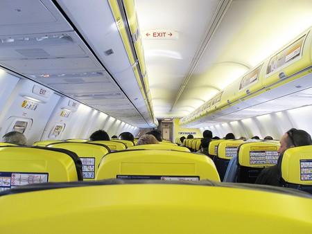 Ryanair cabin   © Colin Howley