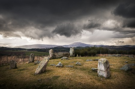 Tomnaverie Stone Circle, Donside | © Neil Williamson/Flickr