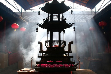 "<a href=""https://www.flickr.com/photos/gillpenney/3492514687"">Tianjin Temple 
