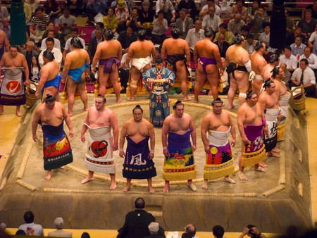Sumo | © Better Than Bacon / Flickr