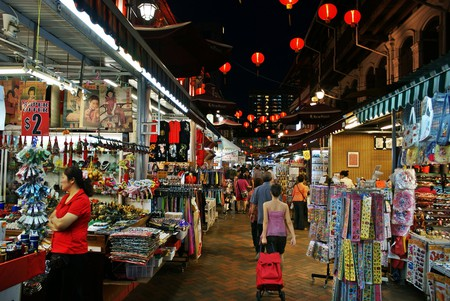 Chinatown, Singapore   © Kaizuri Yazid/Flickr