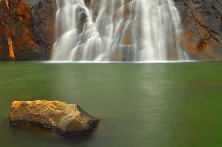 Dudhsagar Falls, Goa | © soumyajit pramanick/Flickr
