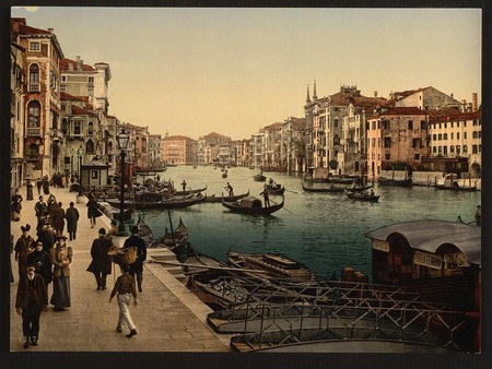 Vintage Venice | library_of_congress/Flickr