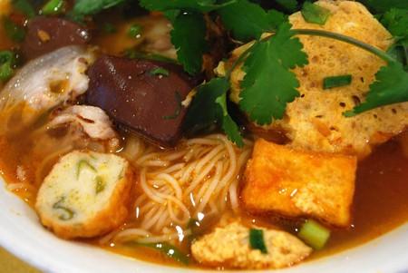 Bun rieu/Crab noodle | © Alpha/Flickr