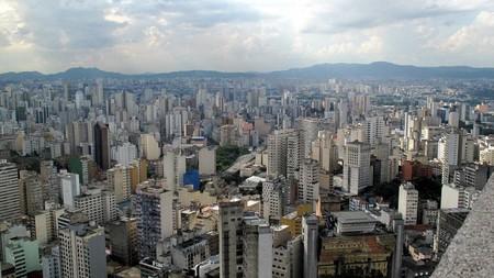 Sao Paulo skyline | ©Binary Koala / Flickr