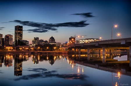 The Lachine Canal | ©  Emmanuel Huybrechts / Flickr