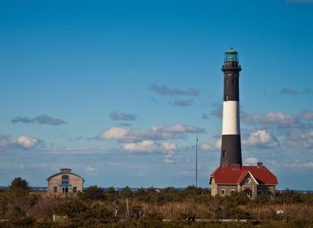 Fire Island lighthouse | ©vishwaant avk / Flickr