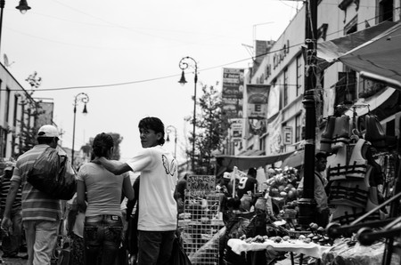 Tepito, the supposed birthplace of cumbia sonidera | © Kasper Christensen / Flickr