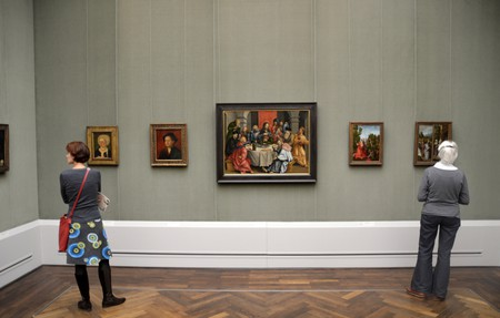 "<a href=""https://www.flickr.com/photos/spirosk/7297407092/"" target=""_blank"" rel=""noopener noreferrer"">In Berlin's Gemäldegallerie (Picture Gallery)   © SpirosK Photography / Flickr</a>"