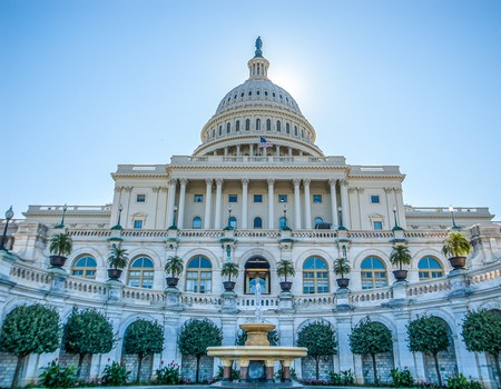 U.S. Capitol | © Arend / Flickr