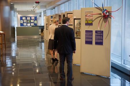 Puerto Rican art exhibit © U.S. Department of Education/ Flickr
