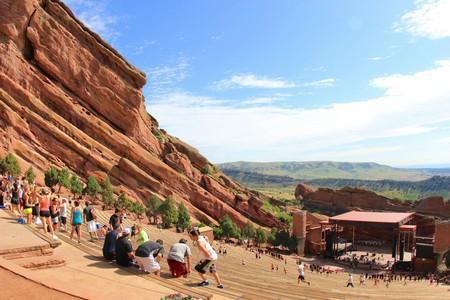 Red Rocks Amphitheatre | © Flickr user daveynin