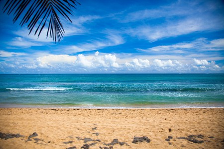 A beach in Puerto Rico |© Breezy Baldwin / Flickr
