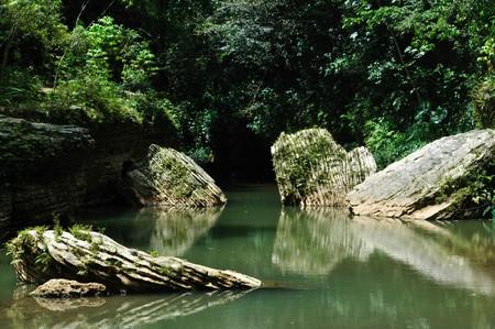 A cave in Utuado, Puerto Rico | © Heidi/ Flickr