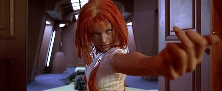 Milla Jovovich in 'The Fifth Element'   © Gaumont/BVI