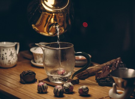 The art of preparing tea   © Pexels/Pixabay