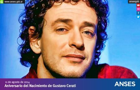 Gustavo Cerati of Soda Stereo | © Administración Nacional de la Seguridad Social's photostream / Flickr