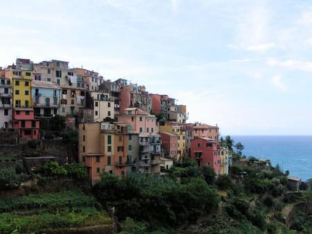 Corniglia from hiking trail©DennisMatheson:Flickr