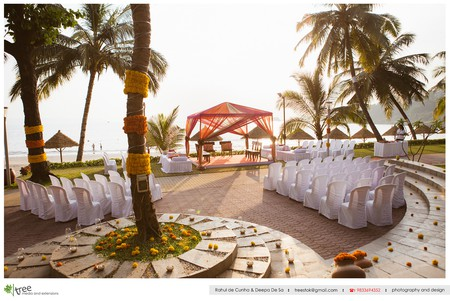 Destination Wedding |© Rahul de Cunha / Flickr