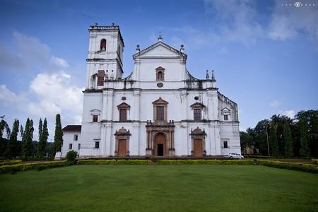 Se Cathedral Goa © Abhiomkar / Wikimedia Commons