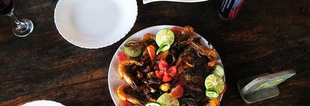 Kenyan seafood | © Jean Wandimi