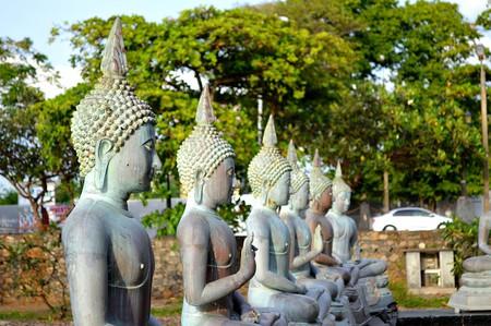 Gangarama Temple | ©Mayooresan/WikiCommons