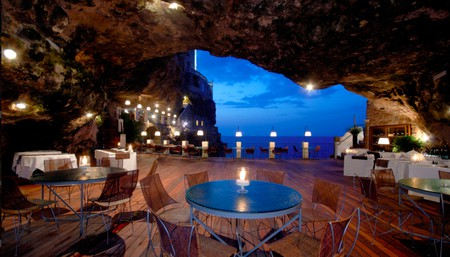 Grotta Palazzese | Courtesy of Grotta Palezzese
