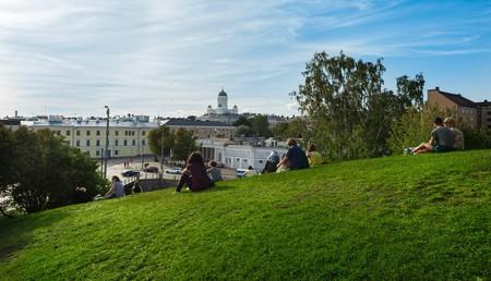 Relaxing in Helsinki   Pixabay