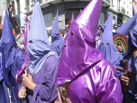 Holy Week in Quito | © Rick Segreda