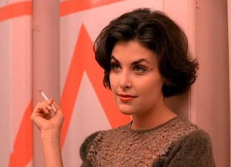 Audrey Horne in the original 'Twin Peaks'