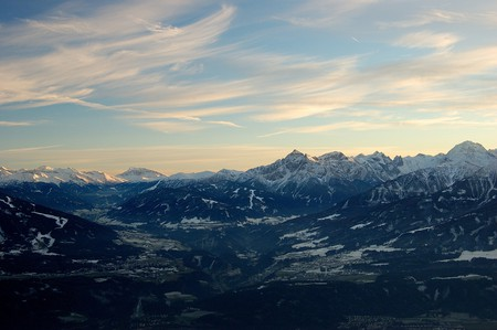 Sprawling mountain landscapes in Innsbruck   Pixabay