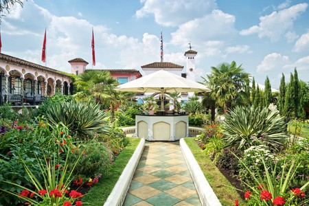 Spanish Garden | Courtesy of Kensington Roof Gardens