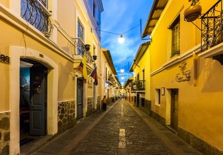 Calle de la Ronda, Quito, Ecuador | © Diego Delso/WikiCommons