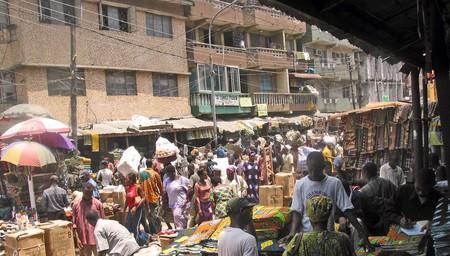 A Lagos Market |© Zouzou Wisman / Flickr