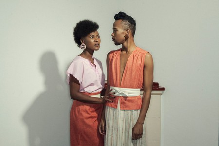 Mina Nawe looks at gender roles and identity in modern African society | Courtesy of Slomokazi and Paul Shiakallis