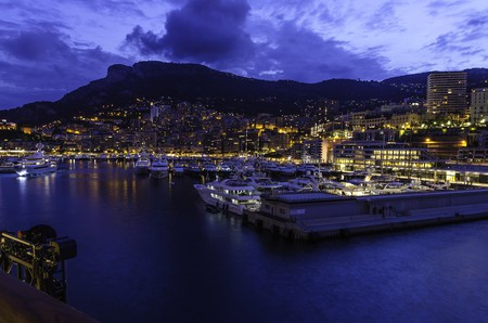Monaco by Night |© Nikodi / Pixabay