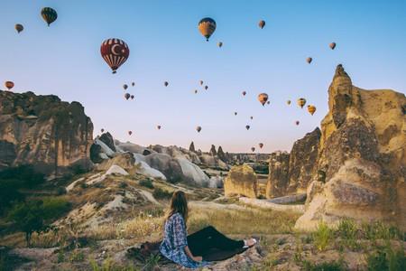 Cappadocia, Turkey | © Nicola Easterby
