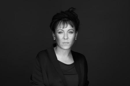Olga Tokarczuk, by Jacek Kłodziejsk | Courtesy of Fitzcarraldo Editions