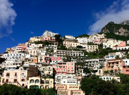 Positano - Gillian Longworth McGuire